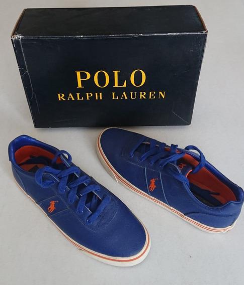 Polo By Ralph Lauren Tenis Originales Hombre