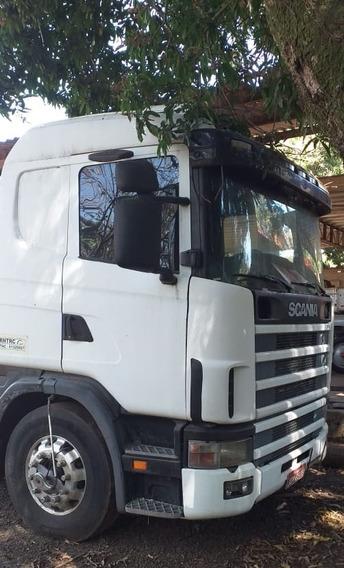 Scania 124 420 Toco 4x2 - Otimo Estado -