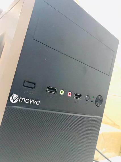 Computador Movva Linux Ubuntu Intel Dual Core 2.41ghz