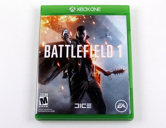 Battlefield 1 Original Xbox One - Mídia Física