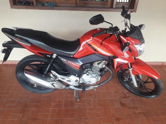Honda Cg Titan 160 16/17
