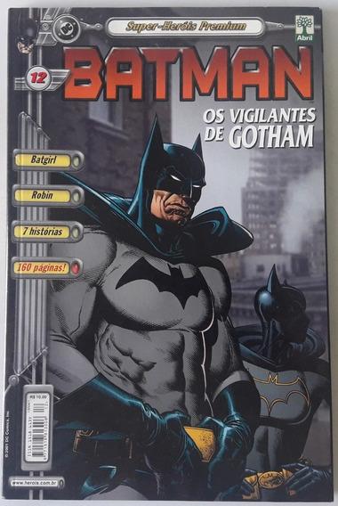 Batman Nº 12 - 6ª Série/abril (super-heróis Premium) ##1