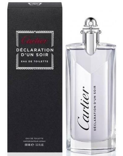 Perfume Cartier Declaration De Un Soir 100 Ml Men