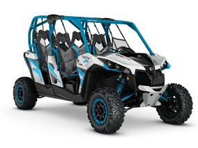 Maverick 1000 Max Turbo Xds Prata E Azul 2016