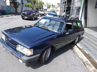 Chevrolet/gm Caravan Diplomata Se 1988