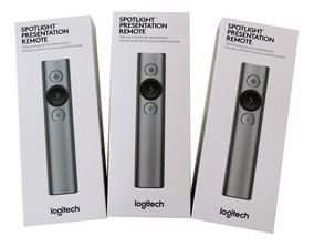Apresentador Logitech Spotlight Bluetooth E Wi-fi 30 Metros