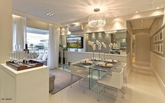Apartamento Para Venda Em Guarulhos, Vila Augusta, 2 Dormitórios, 1 Suíte, 2 Banheiros, 1 Vaga - Class2d_1-1050361