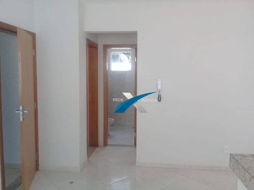 Apartamento Área Privativa À Venda 2 Quartos Nossa Senhora Da Glória Bh - Gd0053