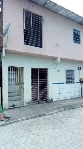 Vendo 2 Casas 75mil Negociavel Rua Larga Pavimentada Ibura