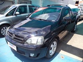 Chevrolet Montana 1.8 Preta 2006 Completa
