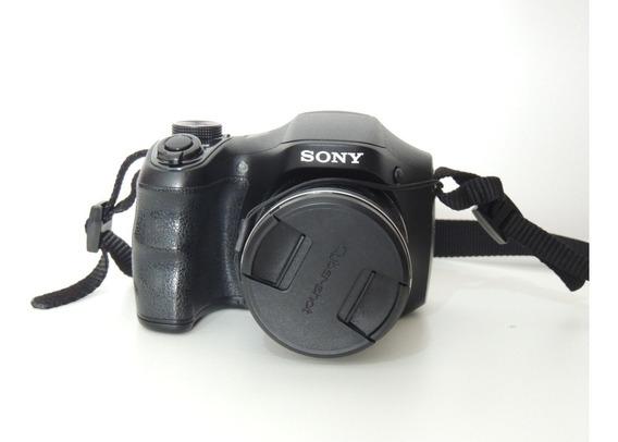 Câmera Sony Cyber-shot Dsc-h200