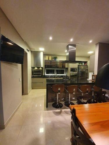 Imagem 1 de 6 de Casa Com 3 Dormitórios À Venda, 212 M² Por R$ 1.300.000 - Village Provence - São José Do Rio Preto/são Paulo - Ca2876
