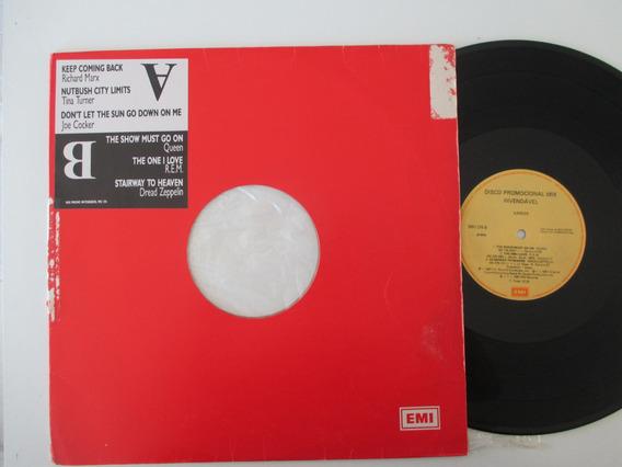 Queen, R.e.m., Dread Zeppelin, Lp Promo Mix 1991