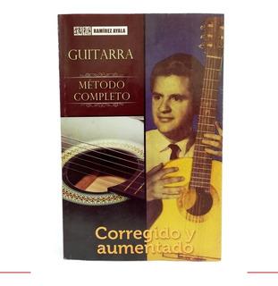 Metodo De Guitarra Ramirez Ayala Para Estudiantes Dm