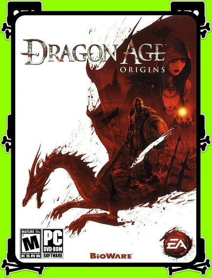 Dragon Age Origins Pc - 100% Original (origin Key)