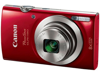 Camara Fotografica Canon Powershot Elph 180 20mpx 8x Zoom