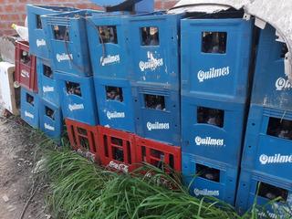 Cajones De Cerveza Completos