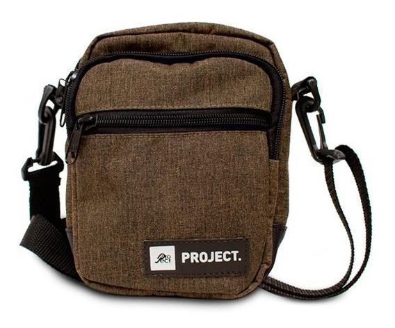 Shoulder Bag Marrom - Bolsa Lateral / Bolsa De Ombro