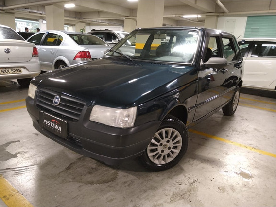 Fiat Uno 1.0 Mpi Mille Fire 8v Flex 4p Manual