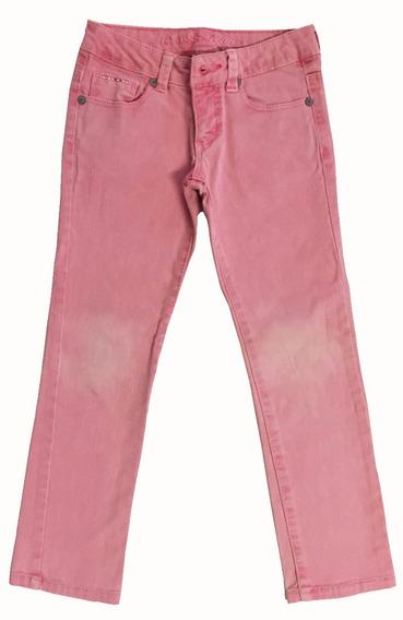 Pantalon Jean Rosa Niña Guess Talle 8