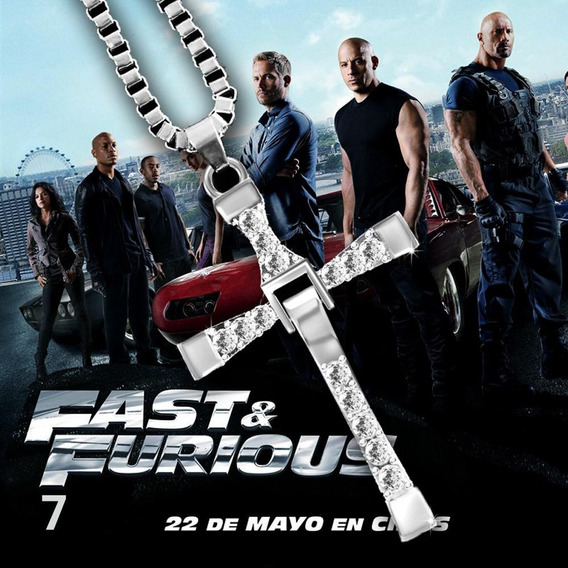 Corrente Velozes E Furiosos Dominic Toretto
