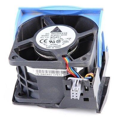Kit Coolers + Base P/ Servidor Dell 2850 (pn:0h2401 / W5451)