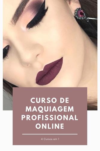 Imagem 1 de 1 de Curso Maquiagem Na Web