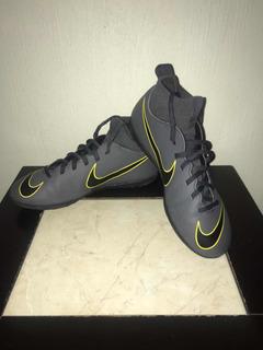 Tenis De Fútbol Rápido Nike Superfly De Niño ComoNuevos