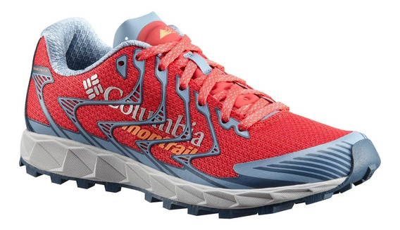 Zapatillas Trail Running Columbia Rogue F.k.t Ii Dama