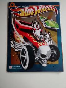 Álbum Completo Hot Wheels Figurinhas Soltas