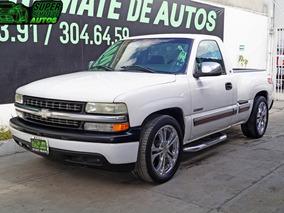 Chevrolet Silverado 2500 Aa At Modelo 2002
