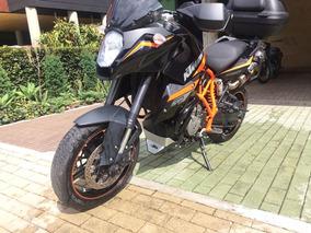 Moto Ktm 990 Super Moto T Black Abs Modelo 2013