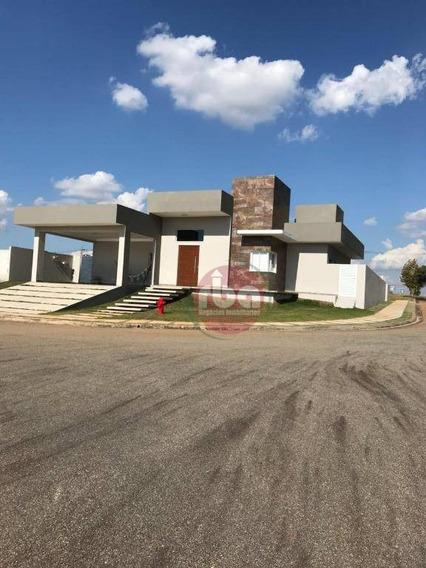 Casa Com 3 Dormitórios À Venda, 271 M² Por R$ 1.250.000 Rodovia Raposo Tavares, 114 - Araçoiaba Da Serra - Araçoiaba Da Serra/sp - Ca1437