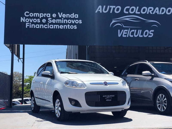 Fiat Palio Attractive 1.4 8v Flex Mec. 2015