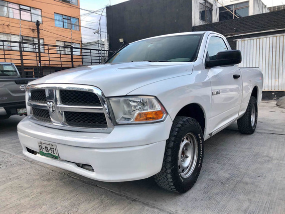 Dodge Ram 1500 2010 Slt Sport V6 Manual 6 Vel Pickup Puebla