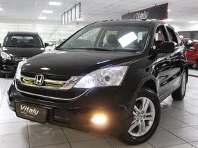 Honda Cr-v 2.0 Exl 4x4 Aut. Completo!!! Teto!!!