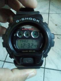 Relógio G Shock G 6900-1dr Thoug Solar