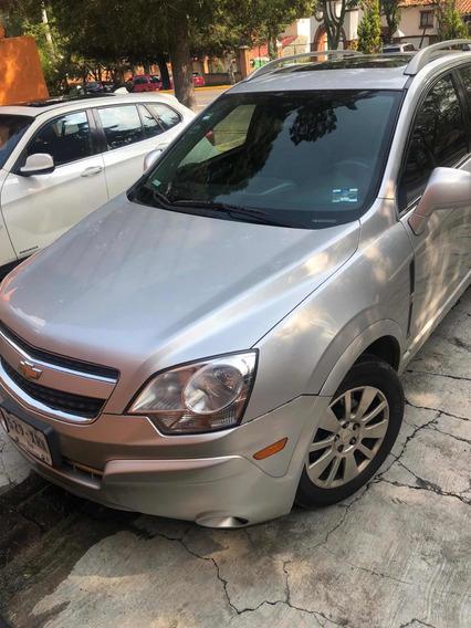 Chevrolet Captiva 3.0 B Sport Piel R-17 At 2011