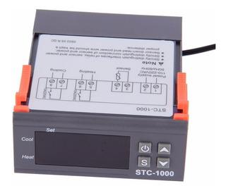 Termostato Control Temperatura Acuario Incubadora 110v