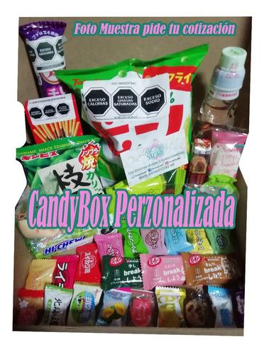 Imagen 1 de 2 de Candybox Personalizada