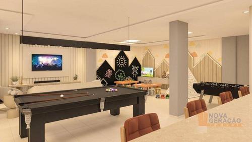 Apartamento Com 1 Dormitório À Venda, 25 M² Por R$ 169.999,00 - Desvio Rizzo - Caxias Do Sul/rs - Ap1034