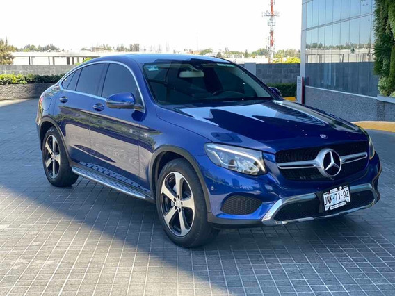 Mercedes-benz Clase Glc 2.0 Coupe 250 Avantgarde At 2017