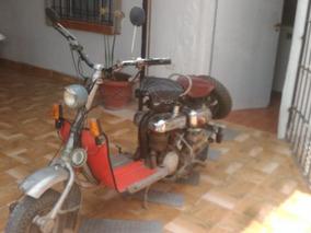 Siambreta 1952 Roja