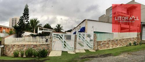 Imagem 1 de 9 de Casa Com 3 Dormitórios À Venda, 285 M² Por R$ 980.000,00 - Praia Do Sonho - Itanhaém/sp - Ca1034