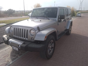 Jeep Wrangler 2018 3.6 Unlimited Saharawinter Edition 4x4 At
