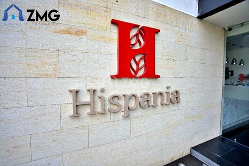 Imagen 1 de 24 de Departamento De Lujo En Hispania #202 La Rioja Con Bodega