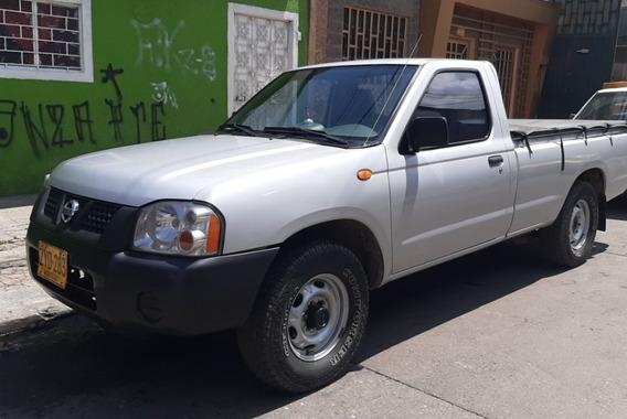 Camioneta Nissan D22/np300 Año 2015