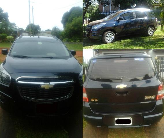 Chevrolet Spin Ltz 5 Asientos