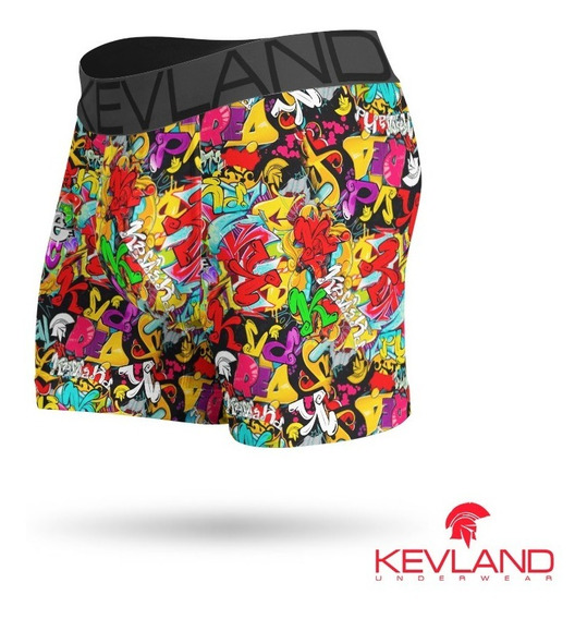 Cueca Boxer Kevland The Wall