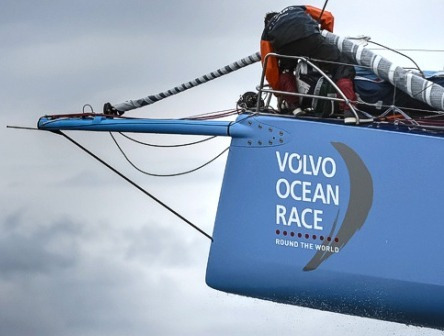 Gurupês Fibra De Carbono Mastro Para Veleiro Volvo Ocean 65